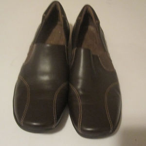Naturalizer Natural Sole Womens Brown Loafers Sz.6